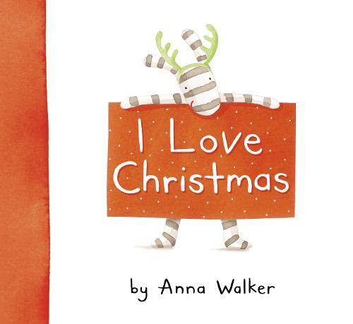 9780007309139: I Love Christmas (I Love Ollie)