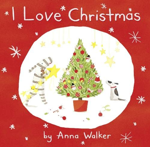 9780007309146: I Love Christmas (I Love Ollie)