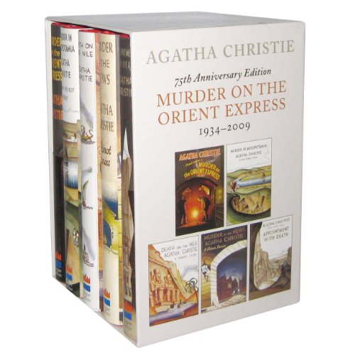 9780007309382: Murder on the Orient Express and Other Destinations: 75th Anniversary Edition (Poirot)