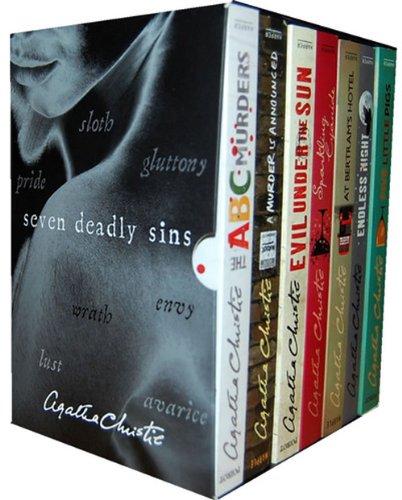 9780007309399: Agatha Christie: Seven Deadly Sins Box Set: Seven Motives for Murder