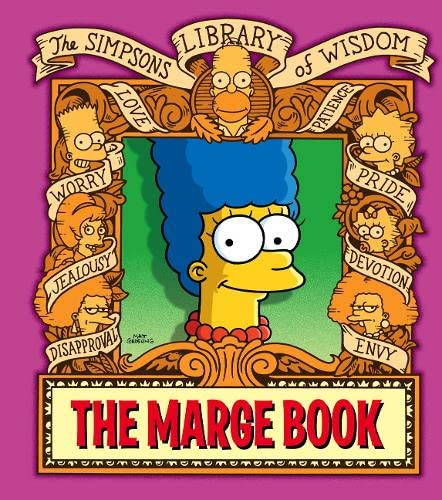 9780007309528: Marge Book, The Uk Edition