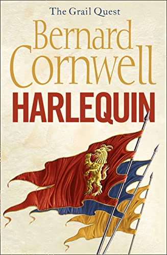 9780007310302: Harlequin (The Grail Quest)