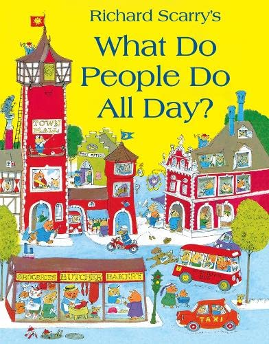 9780007310470: What Do People Do All Day?