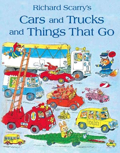 9780007310487: Cars and Trucks and Things That Go