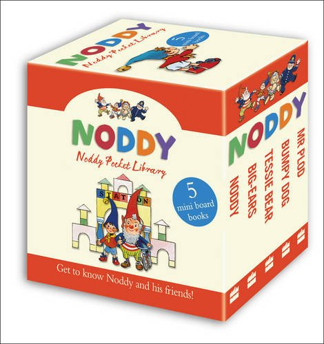 9780007310494: Noddy Classic Pocket Library