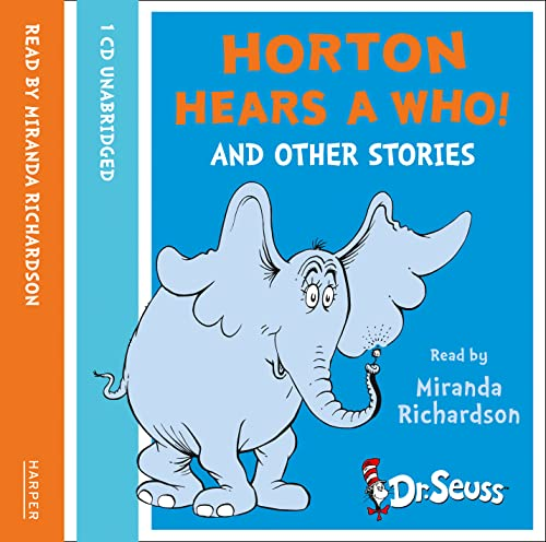 9780007310531: Horton Hears A Who and other stories