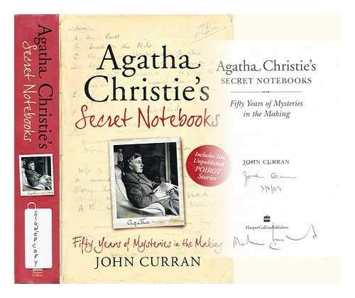 9780007310555: Agatha Christie and the Mystery of the Secret Notebooks