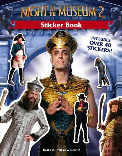 "Night at the Museum 2"" - Sticker Book: HarperCollins Children's Books"
