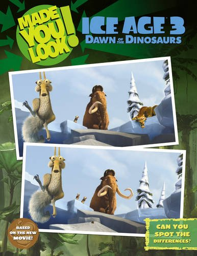 "Made You Look!: Picture Puzzle Book (""""Ice Age 3"""")"