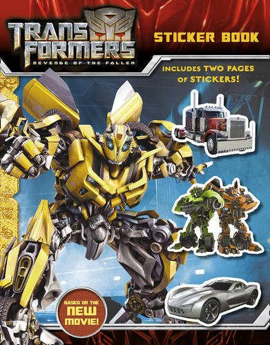 9780007310838: Revenge of the Fallen Sticker Book (Transformers 2)