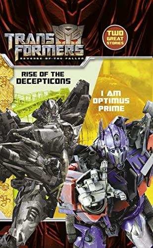 9780007310852: Transformers 2 - Revenge of the Fallen: I Am Optimus Prime / Rise of the Decepticons
