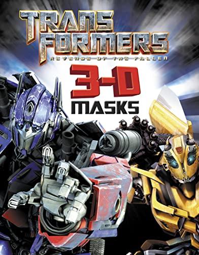 9780007310869: Transformers 2 - Revenge of the Fallen 3D Masks Book