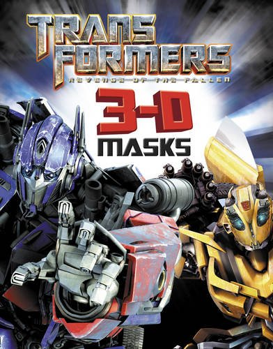 9780007310869: Revenge of the Fallen 3D Masks Book (Transformers 2)