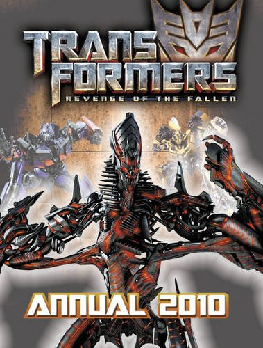 9780007310876: Revenge of the Fallen Annual 2010 (Transformers 2)