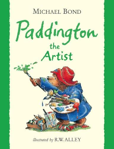 9780007311941: Paddington the Artist