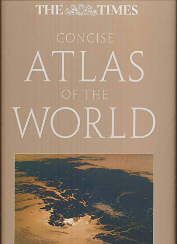9780007311996: The Times Concise Atlas of the World