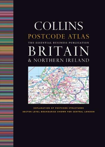 9780007312009: Postcode Atlas of Britain and Northern Ireland
