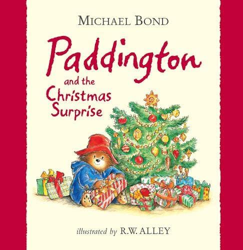 9780007312634: Paddington and the Christmas Surprise
