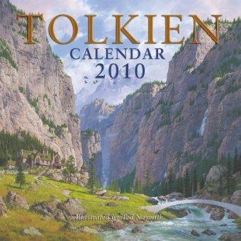 9780007312689: Tolkien Calendar 2010