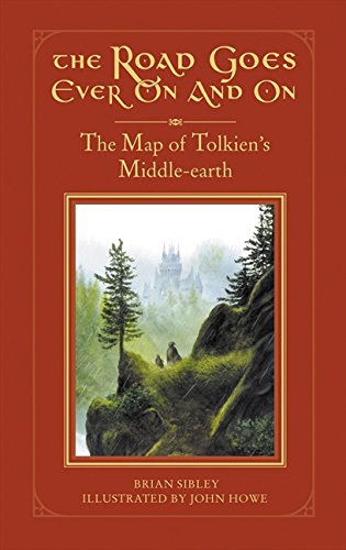9780007312696: The Road Goes Ever on and on: The Map of Tolkien's Middle-Earth