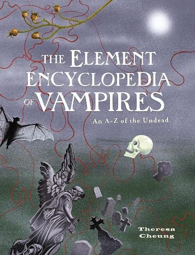 9780007312795: Element Encyclopedia of Vampires