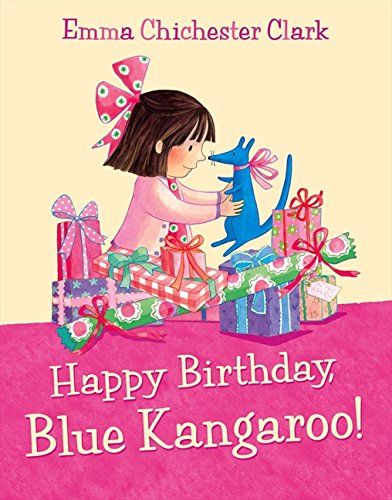 9780007312870: Happy Birthday, Blue Kangaroo! (Blue Kangaroo Book & CD)
