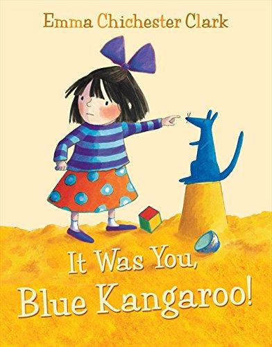 9780007312894: It was You Blue Kangaroo (Blue Kangaroo Book & CD)