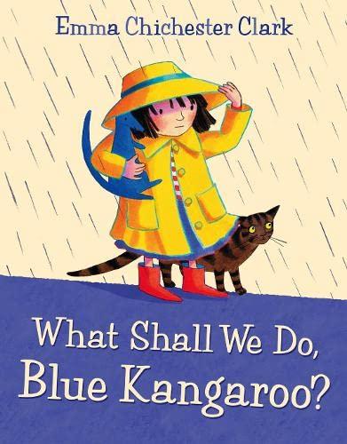 9780007312900: What Shall We Do, Blue Kangaroo (Blue Kangaroo Book & CD)