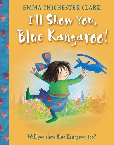 9780007312917: I'll Show You, Blue Kangaroo with audio cd