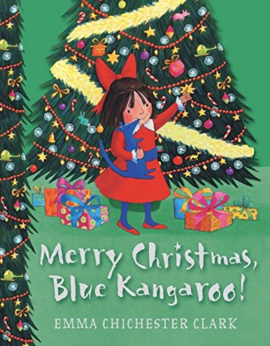 9780007312924: Merry Christmas, Blue Kangaroo! (Book & CD)