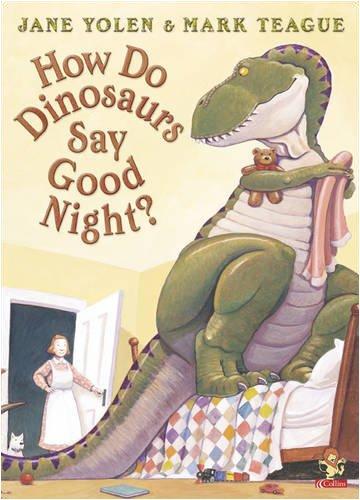 9780007312931: How Do Dinosaurs Say Goodnight?