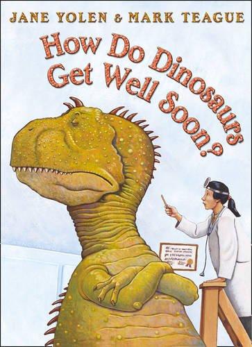 9780007312962: How Do Dinosaurs get well soon