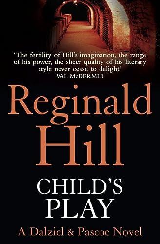 9780007313105: Child?s Play (Dalziel & Pascoe, Book 9)