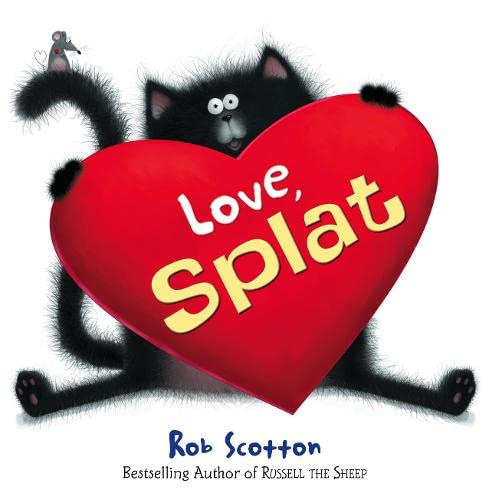 9780007313259: Love, Splat (Book & CD)