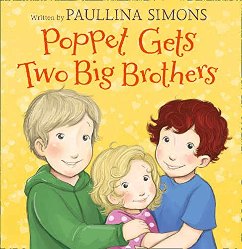 9780007313365: Poppet Gets Two Big Brothers