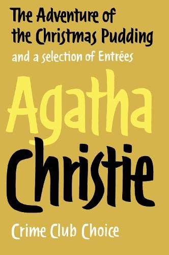 9780007313525: The Adventure of the Christmas Pudding (Poirot)