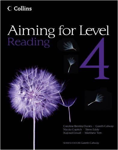 9780007313563: Aiming For - Level 4 Reading: Student Book