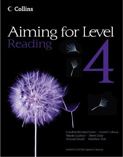 9780007313563: Level 4 Reading (Aiming For)