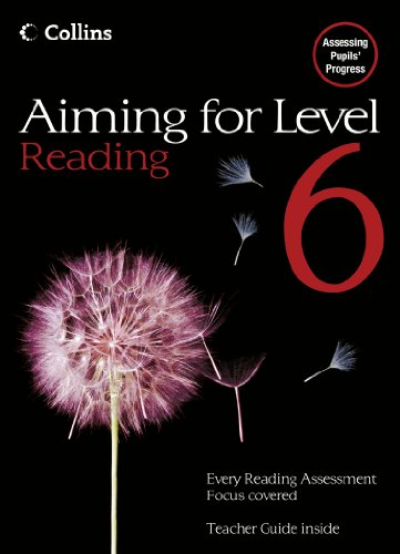 9780007313587: Levels 6 Reading (Aiming For)