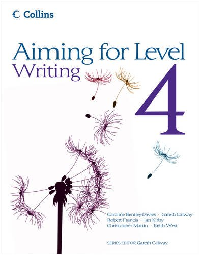 9780007313594: Aiming For - Level 4 Writing: Student Book