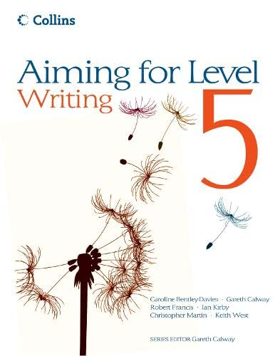 9780007313600: Aiming For - Level 5 Writing: Student Book