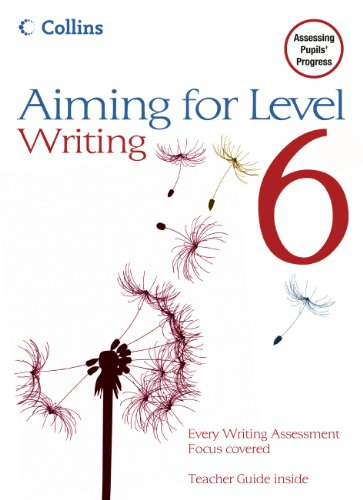 9780007313617: Aiming For - Levels 6 Writing: Student Book