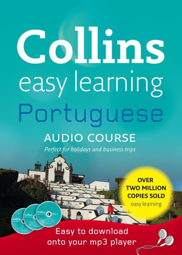 9780007313648: Collins Easy Learning Portuguese (Collins Easy Learning Audio Course)