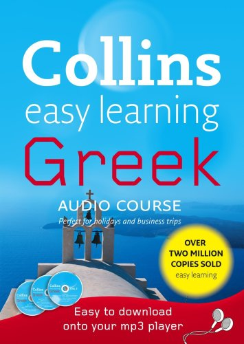 9780007313655: Collins Easy Learning Greek (Collins Easy Learning Audio Course)