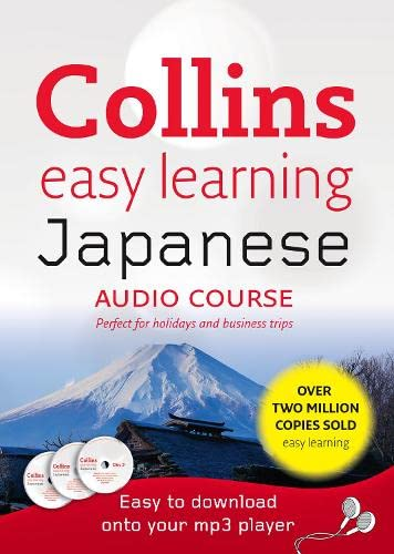 9780007313662: Japanese (Collins Easy Learning Audio Course)