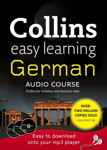 9780007313839: German (Collins Easy Learning Audio Course)