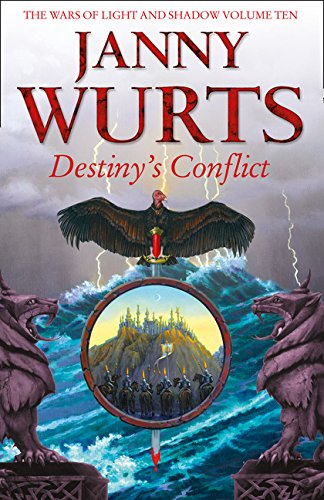 9780007313914: Destiny's Conflict: Book Two of Sword of the Canon (The Wars of Light and Shadow, Book 10) (Wars of Light & Shadow)