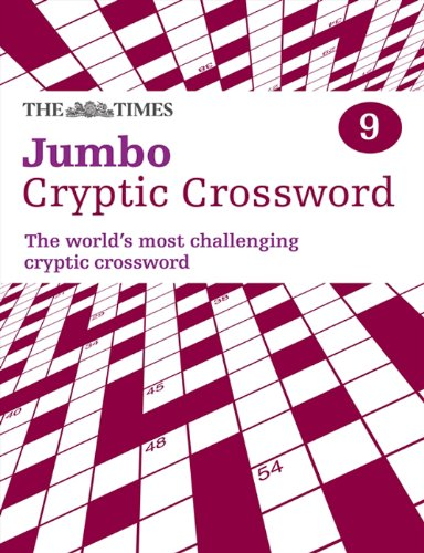 9780007313990: The Times Jumbo Cryptic Crossword Book 9