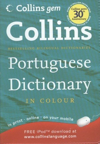 9780007314164: Collins Gem Portuguese Dictionary (Collins Gem)