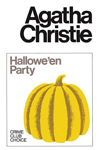 9780007314621: Hallowe'en Party (Poirot)